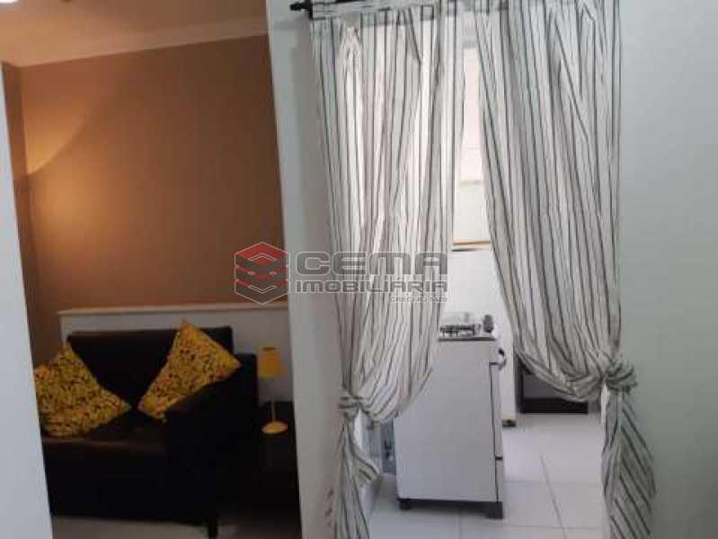 10 - Apartamento 1 quarto à venda Botafogo, Zona Sul RJ - R$ 535.000 - LAAP12519 - 11