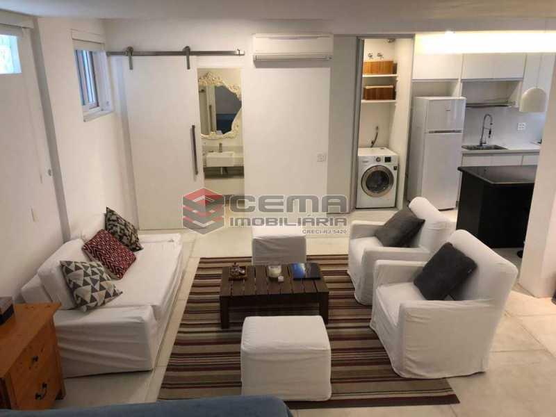 1 - Loft à venda Avenida São Sebastião,Urca, Zona Sul RJ - R$ 650.000 - LALO10007 - 1