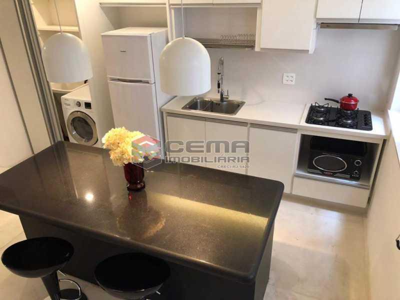 11 - Loft à venda Avenida São Sebastião,Urca, Zona Sul RJ - R$ 650.000 - LALO10007 - 12