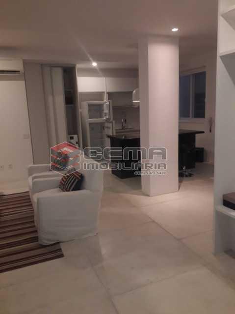 15 - Loft à venda Avenida São Sebastião,Urca, Zona Sul RJ - R$ 650.000 - LALO10007 - 16