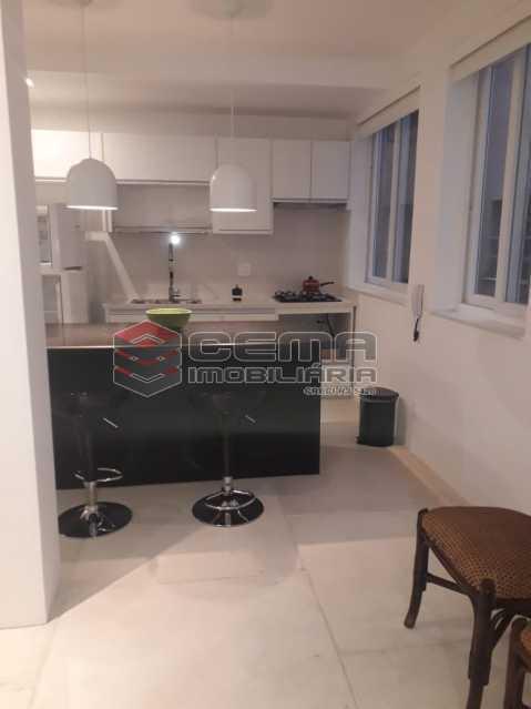 9 - Loft à venda Avenida São Sebastião,Urca, Zona Sul RJ - R$ 650.000 - LALO10007 - 10