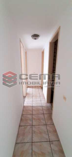 20200610_095638 2 - Apartamento 3 quartos para alugar Laranjeiras, Zona Sul RJ - R$ 2.200 - LAAP33844 - 6