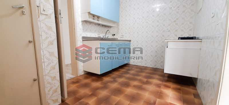20200610_100408 - Apartamento 3 quartos para alugar Laranjeiras, Zona Sul RJ - R$ 2.200 - LAAP33844 - 17