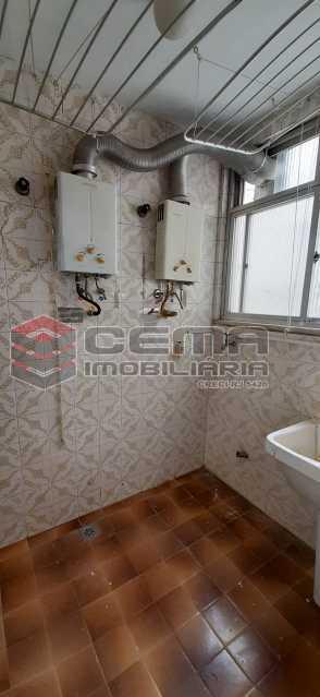 20200610_100456 - Apartamento 3 quartos para alugar Laranjeiras, Zona Sul RJ - R$ 2.200 - LAAP33844 - 19
