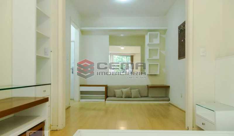 0f2ed44e-cc84-4ecd-8121-a32589 - Loft à venda Laranjeiras, Zona Sul RJ - R$ 370.000 - LALO00017 - 1