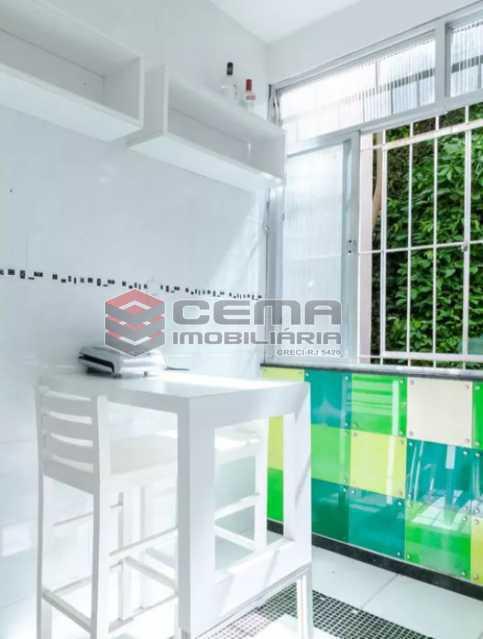 7f588d21-904c-4324-bc8f-b6994c - Loft à venda Laranjeiras, Zona Sul RJ - R$ 370.000 - LALO00017 - 7