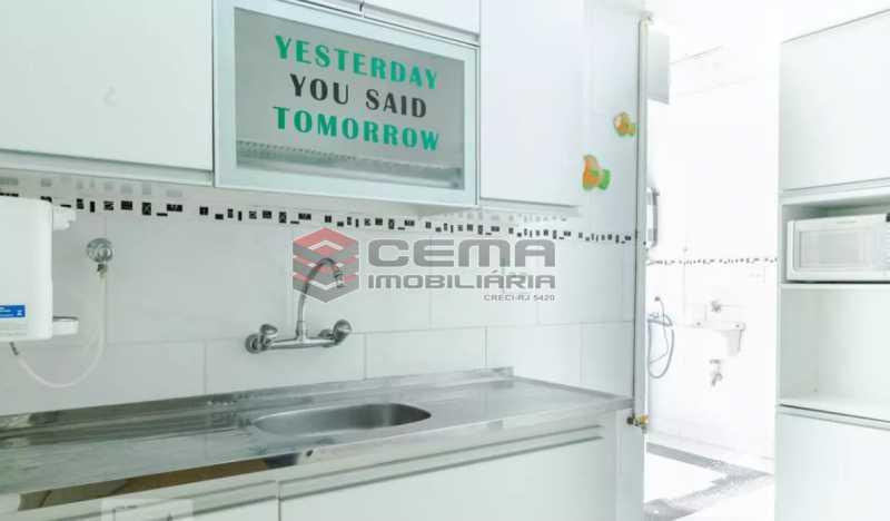 8d27122b-8fe8-407e-aa01-3e7610 - Loft à venda Laranjeiras, Zona Sul RJ - R$ 370.000 - LALO00017 - 4