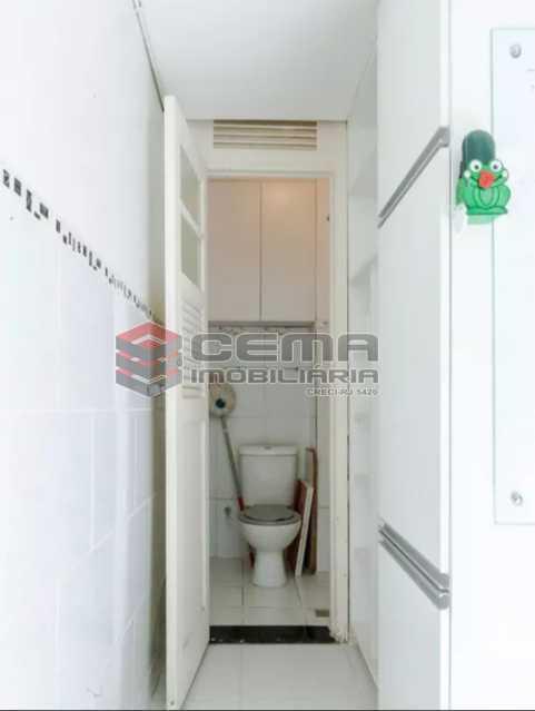 332629be-e270-42c4-918c-0d23db - Loft à venda Laranjeiras, Zona Sul RJ - R$ 370.000 - LALO00017 - 13