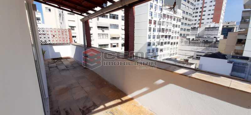 20200612_110309 - Apartamento 1 quarto para alugar Ipanema, Zona Sul RJ - R$ 3.500 - LAAP12530 - 1