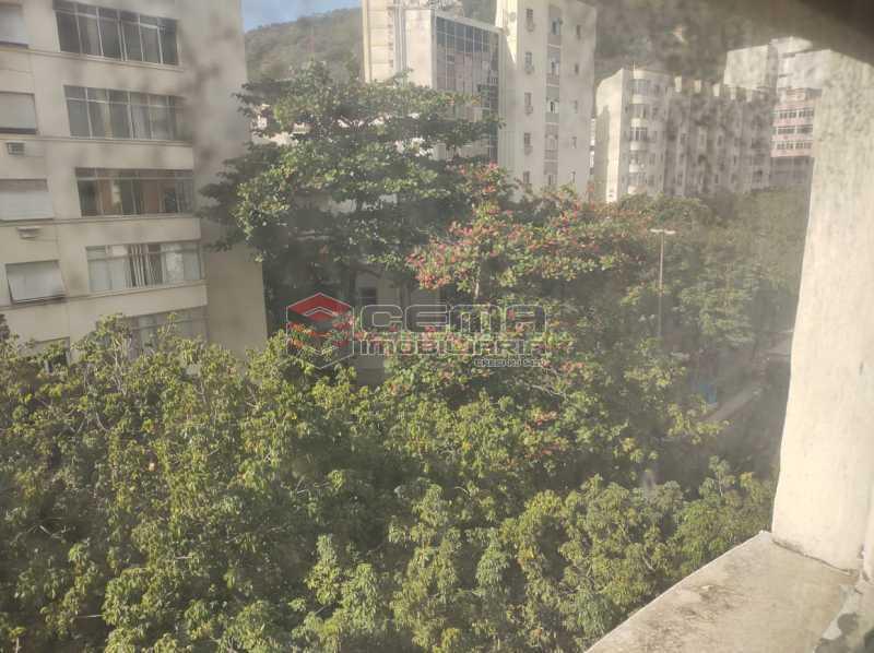 2 - Apartamento à venda Rua do Humaitá,Humaitá, Zona Sul RJ - R$ 550.000 - LAAP12541 - 1