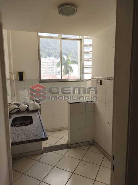 8 - Apartamento à venda Rua do Humaitá,Humaitá, Zona Sul RJ - R$ 550.000 - LAAP12541 - 7