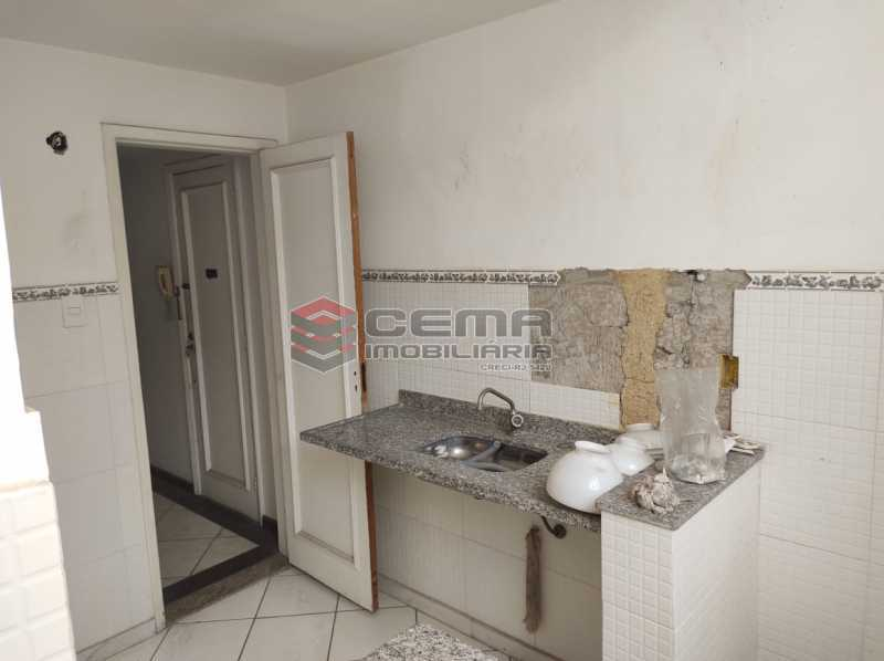 11 - Apartamento à venda Rua do Humaitá,Humaitá, Zona Sul RJ - R$ 550.000 - LAAP12541 - 10