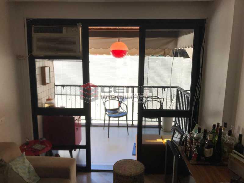 2 - Apartamento 2 quartos à venda Humaitá, Zona Sul RJ - R$ 825.000 - LAAP24534 - 1