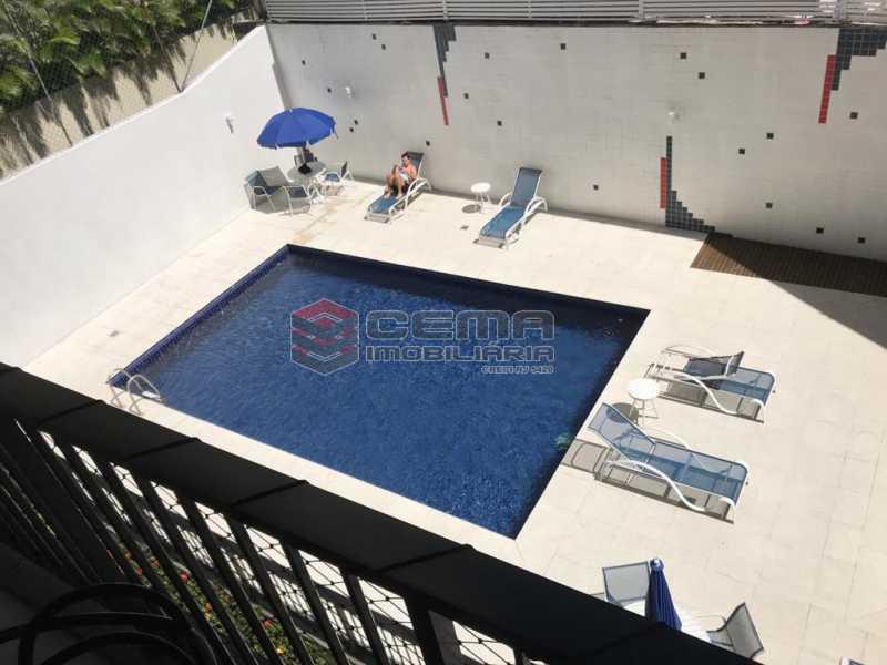 3 - Apartamento 2 quartos à venda Humaitá, Zona Sul RJ - R$ 825.000 - LAAP24534 - 4