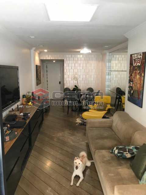 5 - Apartamento 2 quartos à venda Humaitá, Zona Sul RJ - R$ 825.000 - LAAP24534 - 12