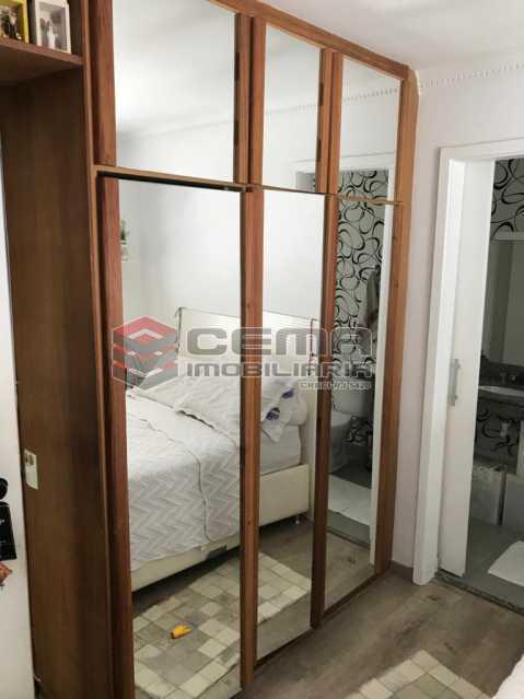 7 - Apartamento 2 quartos à venda Humaitá, Zona Sul RJ - R$ 825.000 - LAAP24534 - 6