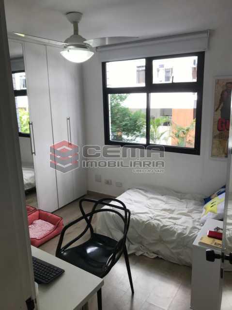 9 - Apartamento 2 quartos à venda Humaitá, Zona Sul RJ - R$ 825.000 - LAAP24534 - 9