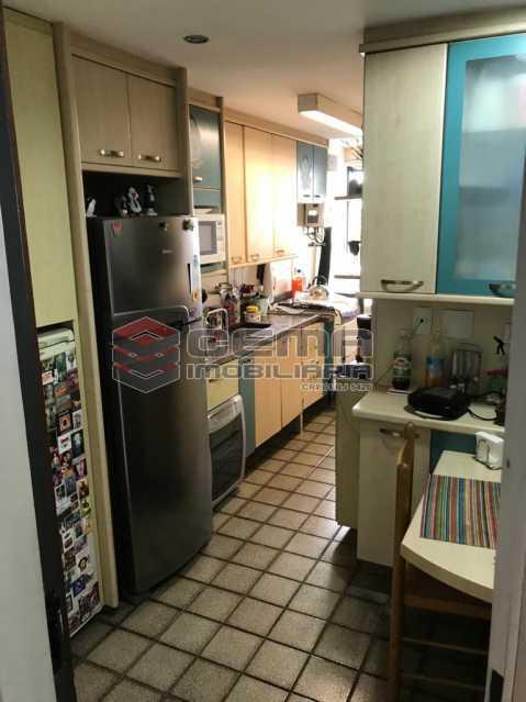 12 - Apartamento 2 quartos à venda Humaitá, Zona Sul RJ - R$ 825.000 - LAAP24534 - 13