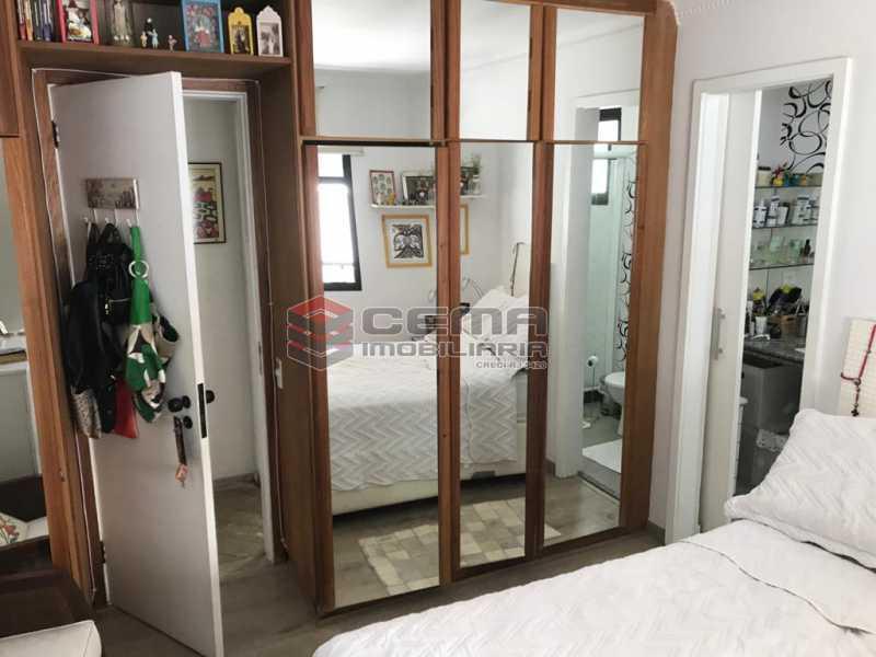 16 - Apartamento 2 quartos à venda Humaitá, Zona Sul RJ - R$ 825.000 - LAAP24534 - 17