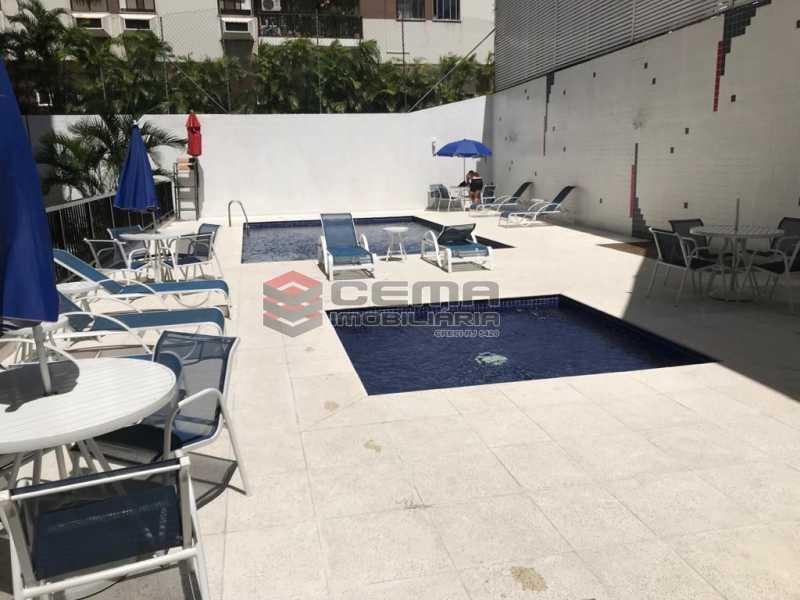 19 - Apartamento 2 quartos à venda Humaitá, Zona Sul RJ - R$ 825.000 - LAAP24534 - 20