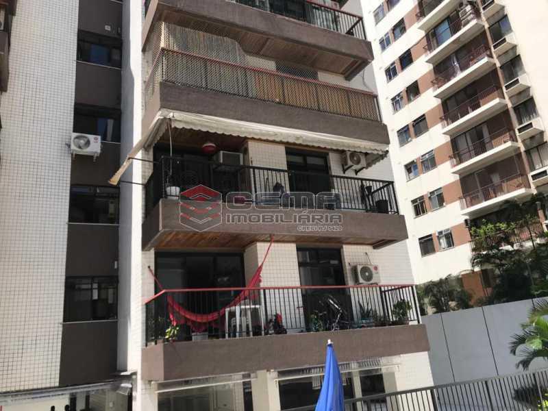 20 - Apartamento 2 quartos à venda Humaitá, Zona Sul RJ - R$ 825.000 - LAAP24534 - 21