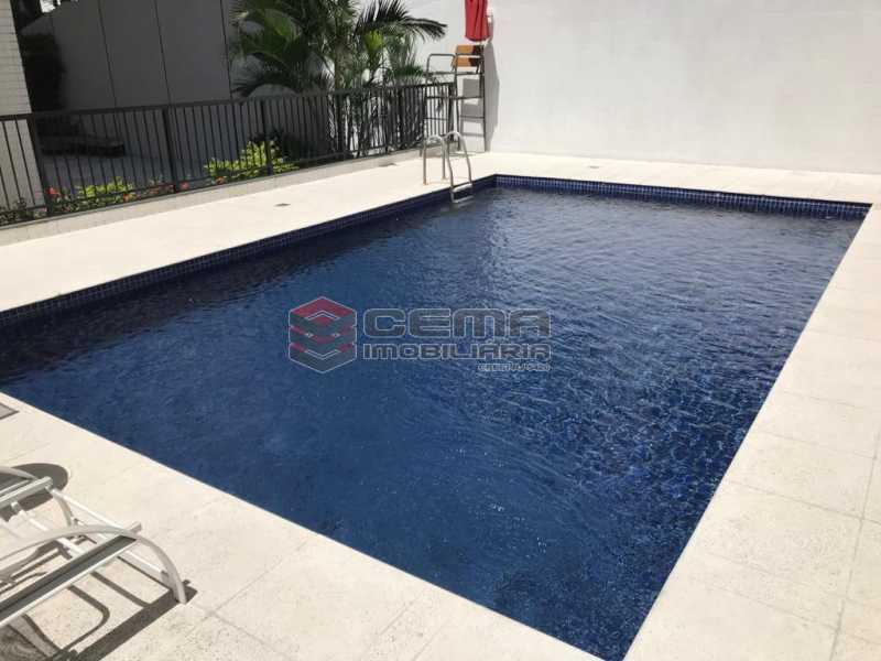 21 - Apartamento 2 quartos à venda Humaitá, Zona Sul RJ - R$ 825.000 - LAAP24534 - 22