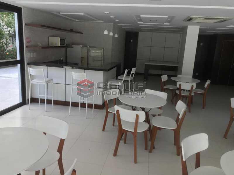 22 - Apartamento 2 quartos à venda Humaitá, Zona Sul RJ - R$ 825.000 - LAAP24534 - 23