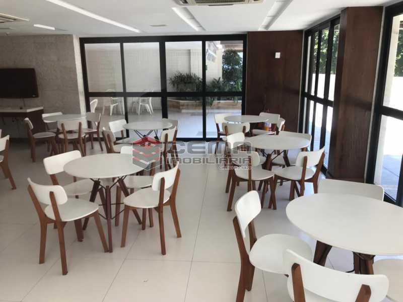 23 - Apartamento 2 quartos à venda Humaitá, Zona Sul RJ - R$ 825.000 - LAAP24534 - 24