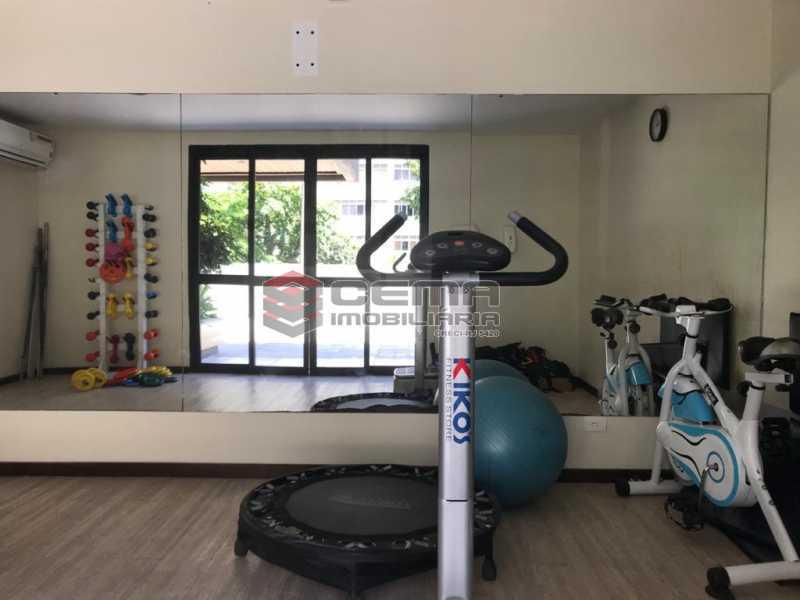 24 - Apartamento 2 quartos à venda Humaitá, Zona Sul RJ - R$ 825.000 - LAAP24534 - 25