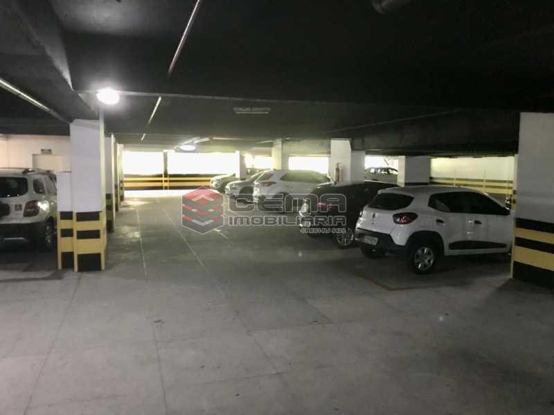 25 - Apartamento 2 quartos à venda Humaitá, Zona Sul RJ - R$ 825.000 - LAAP24534 - 26