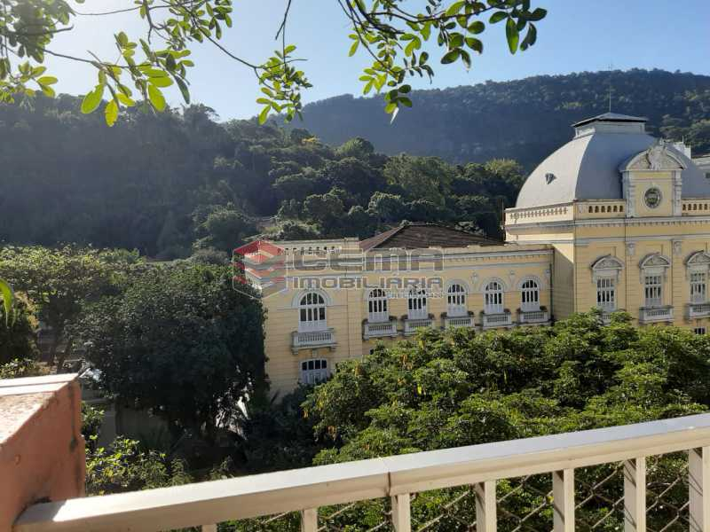 Vista - 2 quartos(1suíte) com vaga em Laranjeiras - LAAP24541 - 6