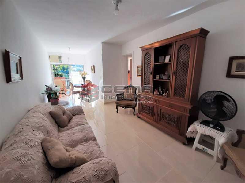 Sala - 2 quartos(1suíte) com vaga em Laranjeiras - LAAP24541 - 3