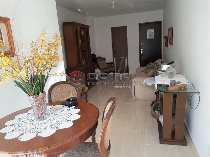 Sala - 2 quartos(1suíte) com vaga em Laranjeiras - LAAP24541 - 5