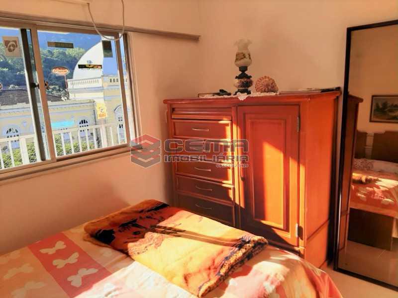 Quarto 2 - 2 quartos(1suíte) com vaga em Laranjeiras - LAAP24541 - 13