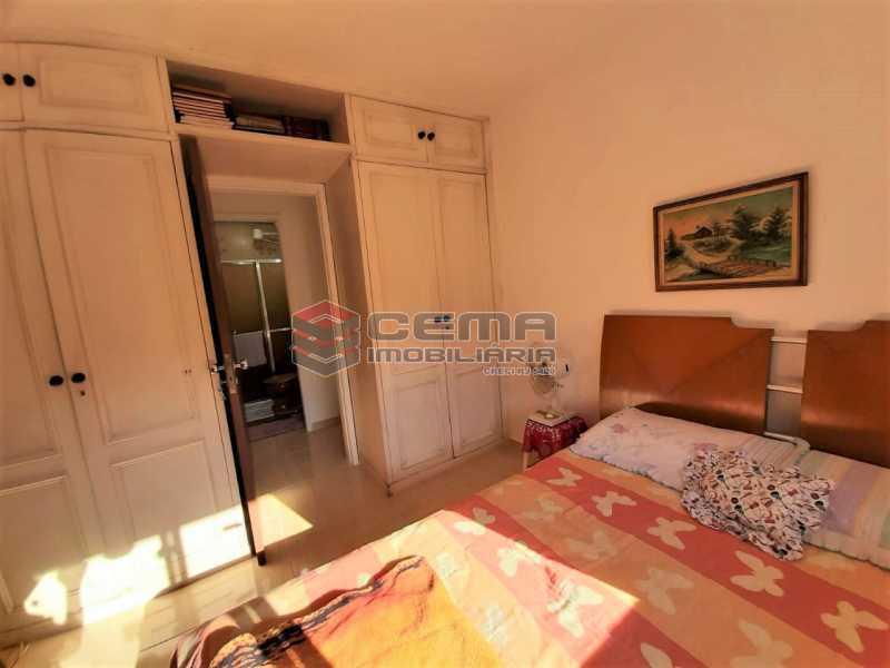 Quarto 2 - 2 quartos(1suíte) com vaga em Laranjeiras - LAAP24541 - 12