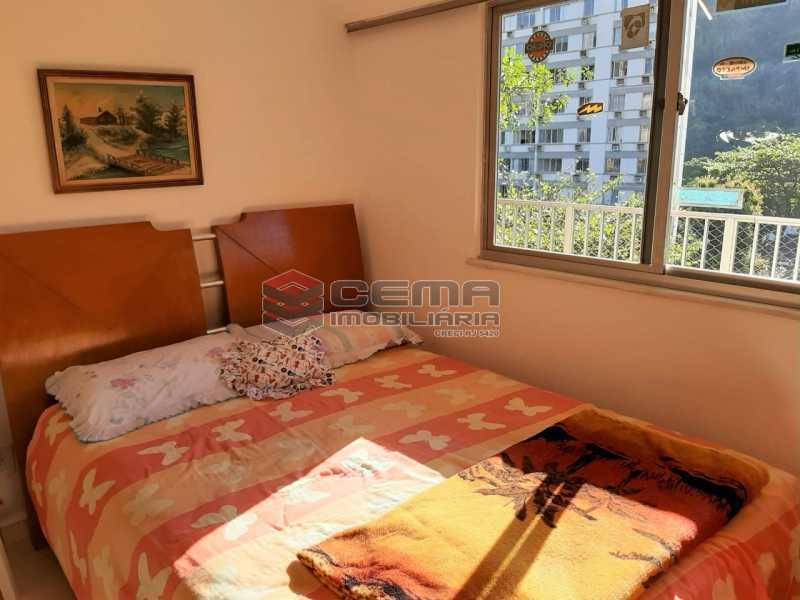 Quarto 2 - 2 quartos(1suíte) com vaga em Laranjeiras - LAAP24541 - 14