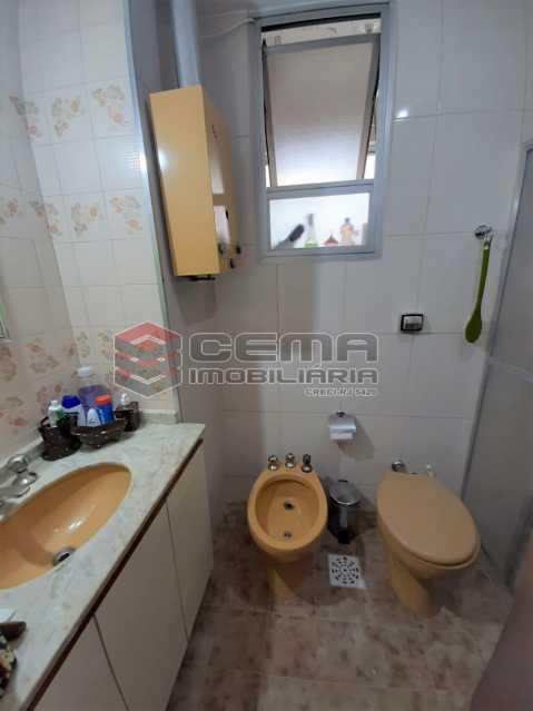 Banheiro Suíte - 2 quartos(1suíte) com vaga em Laranjeiras - LAAP24541 - 15