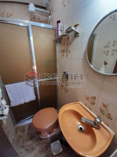 Banheiro social - 2 quartos(1suíte) com vaga em Laranjeiras - LAAP24541 - 16