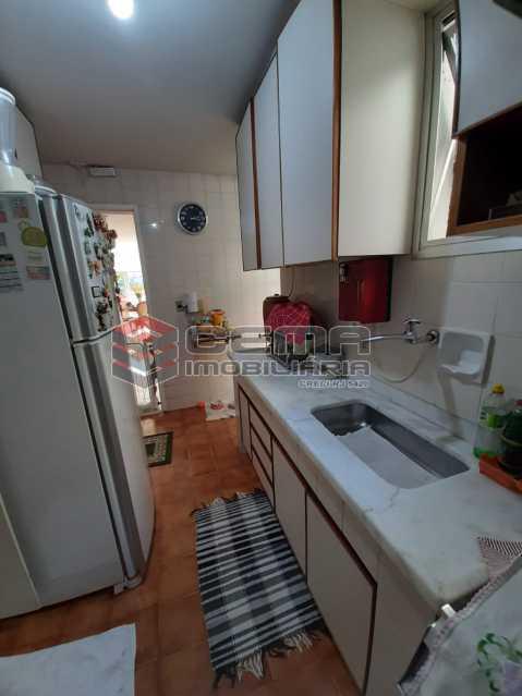 Cozinha - 2 quartos(1suíte) com vaga em Laranjeiras - LAAP24541 - 17