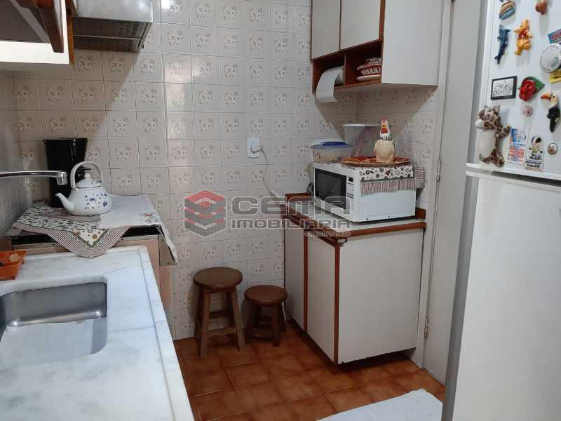 Cozinha - 2 quartos(1suíte) com vaga em Laranjeiras - LAAP24541 - 22