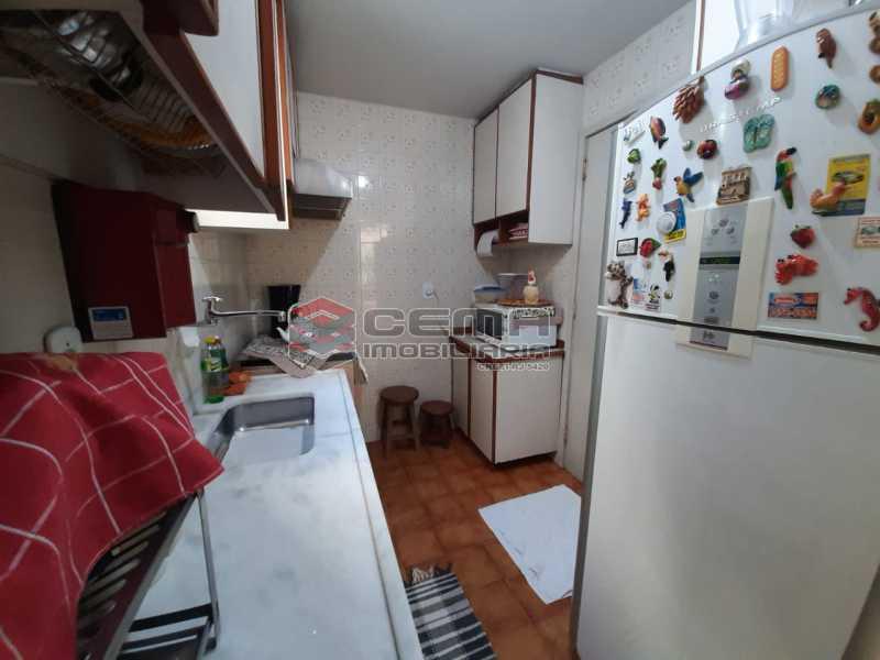 Cozinha - 2 quartos(1suíte) com vaga em Laranjeiras - LAAP24541 - 18