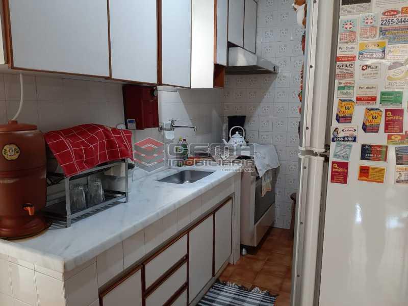 Cozinha - 2 quartos(1suíte) com vaga em Laranjeiras - LAAP24541 - 20