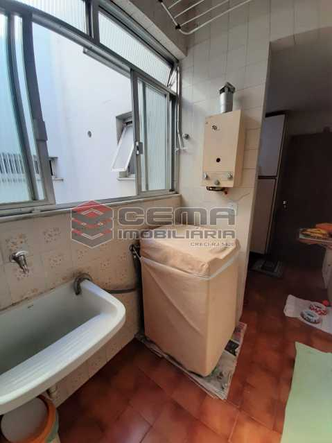 Área - 2 quartos(1suíte) com vaga em Laranjeiras - LAAP24541 - 21