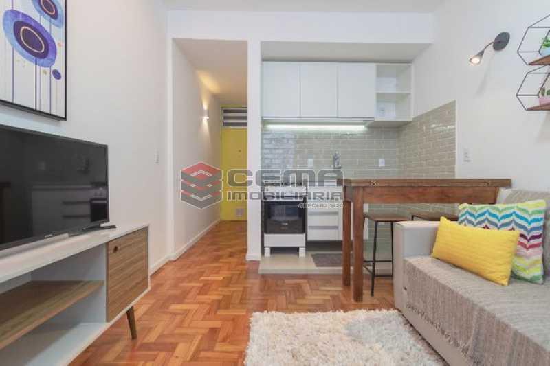 3 - Kitnet/Conjugado 26m² à venda Catete, Zona Sul RJ - R$ 379.000 - LAKI10314 - 7