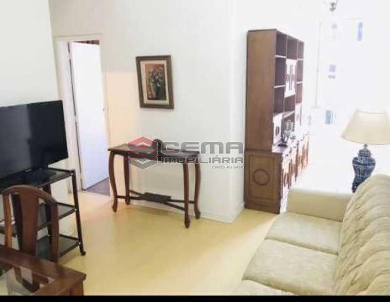 2 - Apartamento 1 quarto à venda Glória, Zona Sul RJ - R$ 450.000 - LAAP12555 - 3