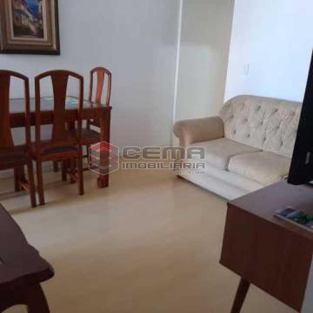 8 - Apartamento 1 quarto à venda Glória, Zona Sul RJ - R$ 450.000 - LAAP12555 - 6