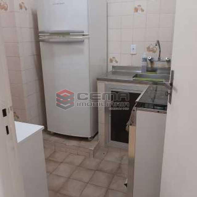 11 - Apartamento 1 quarto à venda Glória, Zona Sul RJ - R$ 450.000 - LAAP12555 - 12
