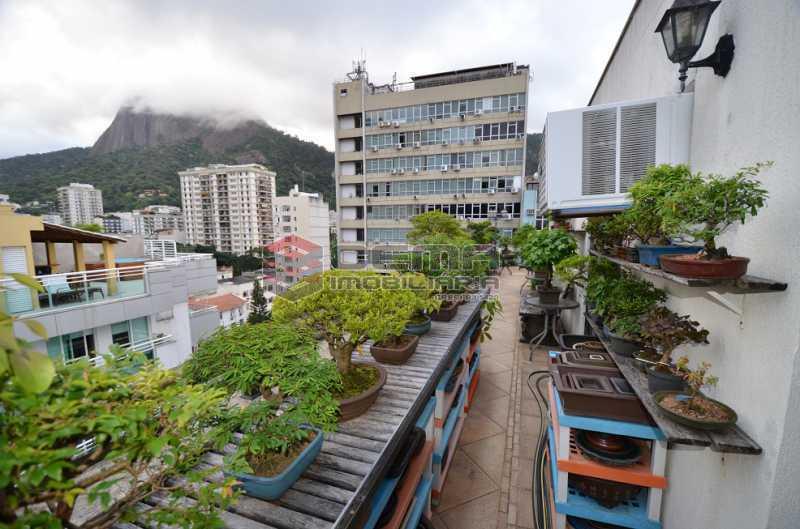Terraço Vista 5 - Cobertura à venda Rua Visconde de Silva,Botafogo, Zona Sul RJ - R$ 2.790.000 - LACO30274 - 3
