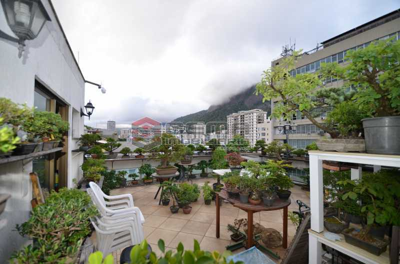 Terraço Vista 6 - Cobertura à venda Rua Visconde de Silva,Botafogo, Zona Sul RJ - R$ 2.790.000 - LACO30274 - 4