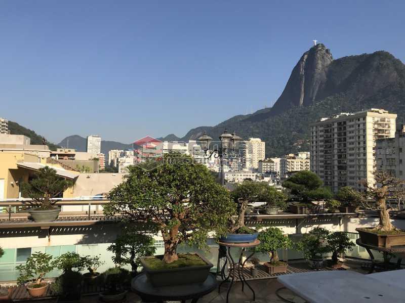 Terraço Vista 7 - Cobertura à venda Rua Visconde de Silva,Botafogo, Zona Sul RJ - R$ 2.790.000 - LACO30274 - 1